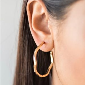 Jewelry - Small Gold Hoops
